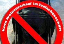 Gegen Welpenverkauf im Zoofachgeschäft