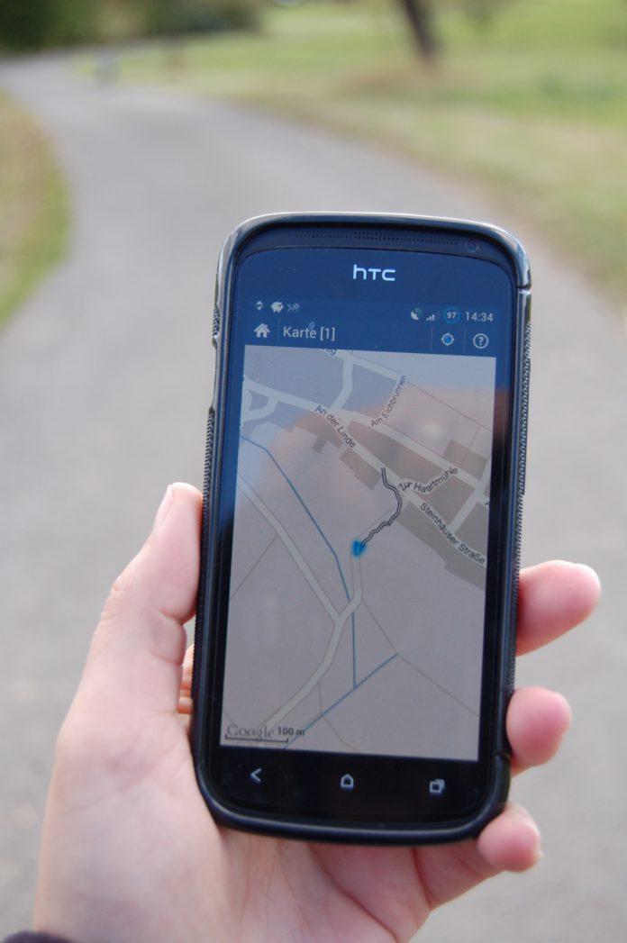 Geocaching: GPS-Schnitzeljagd mit Hund, Foto: Melanie