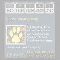 Hunde Veranstaltung Kalender