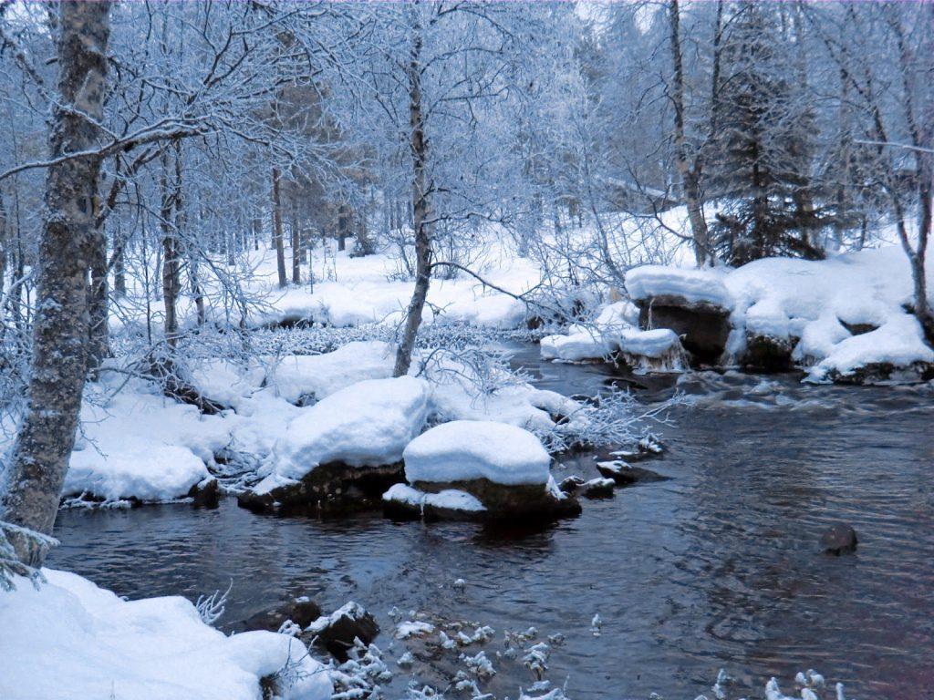 Äkäsmilli Finnisch Lappland