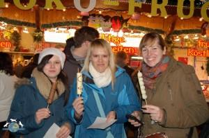 Weihnachtsmarkt Frankfurt Besucher