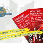 Eintrittskarten für Münchner Heimtiermesse gewinnen