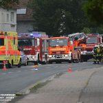 Küchenbrand in Delmenhorst: Hund bellt Ehepaar aus dem Schlaf