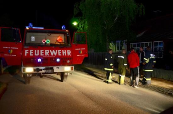 Feuerwehr Ternitz - Tierrettungs - Einsatz