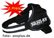 Julius-K9 Powergeschirr Gewinnspiel