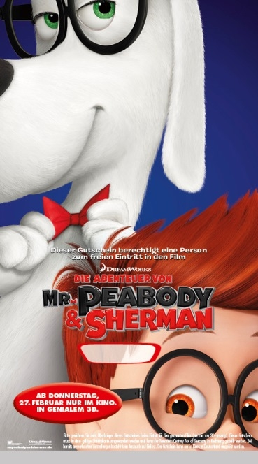 Mr. Peabody Sherman