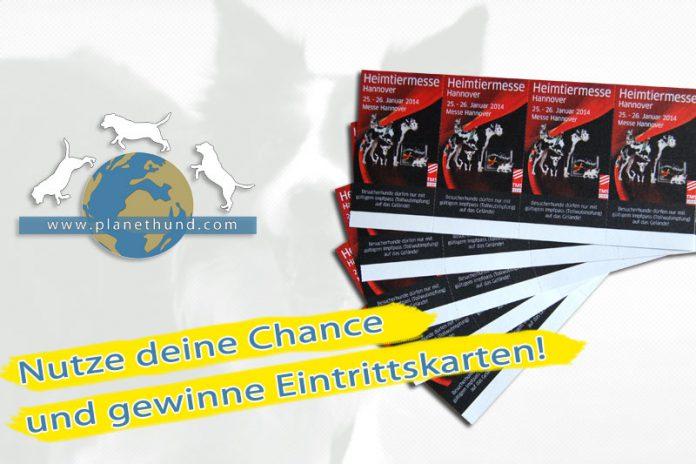 Heimtiermesse Hannover Gewinnspiel