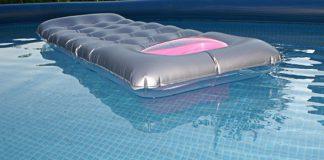 swimmingpool luftmatratze