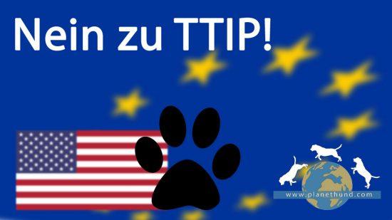 TTIP Freihandelsabkommen Tierschutz