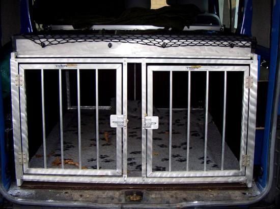 Hundebox Auto