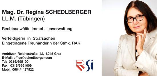 Anwältin Regina Schedlberger