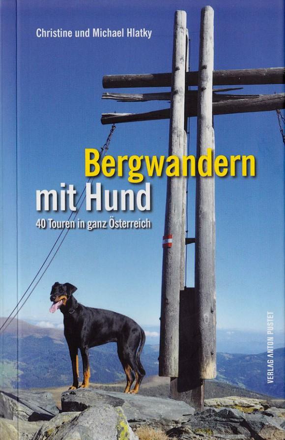 Wandertouren Österreich Hund Buch