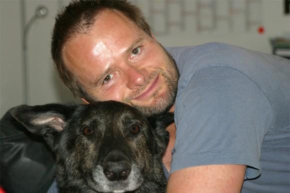 Martin Balluch Hund
