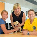 Tier- und Gartentherapie in niederösterreichischen Landespflegeheimen