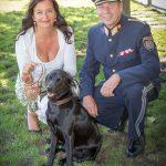 Kontrolle der Hundehaltung in Wien von Polizei & Veterinäramt