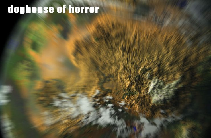 Planet Doghouse Horror Halloween