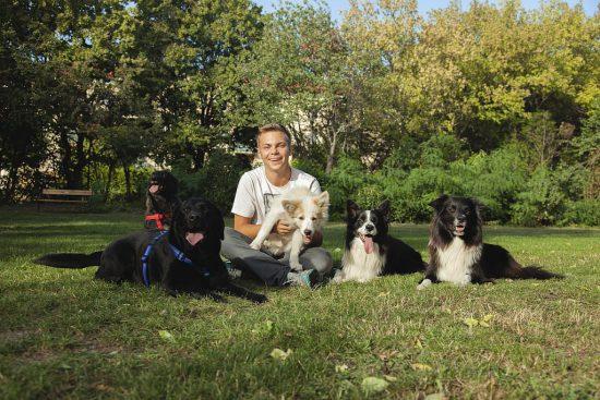 Lukas Pratschker Hunde