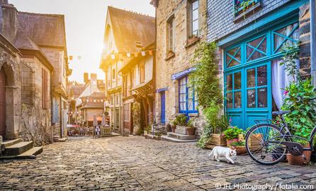 Frankreich Häuser