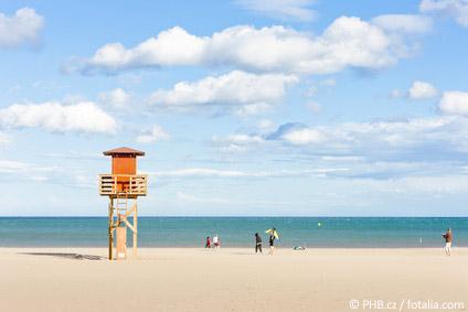 Meer Strand Frankreich