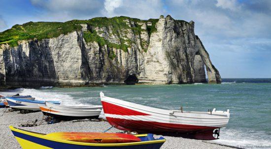Normandie Reise Frankreich