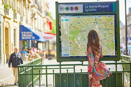 Frankreich Öffentlicher Verkehr
