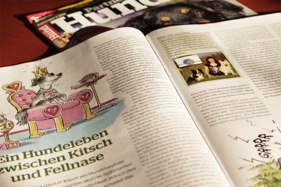 Partner Hund Zeitschrift