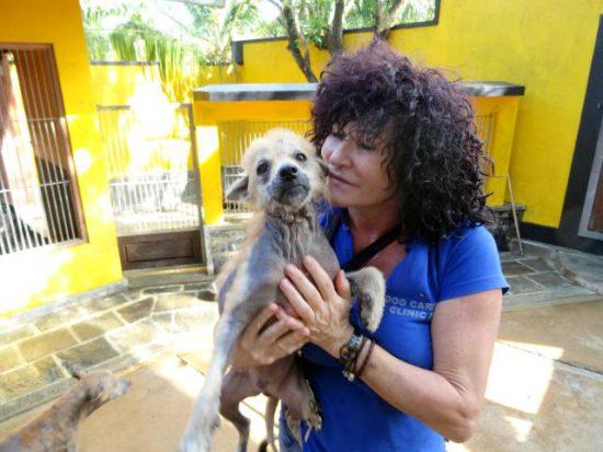 Dog Care Clinic Gründerin