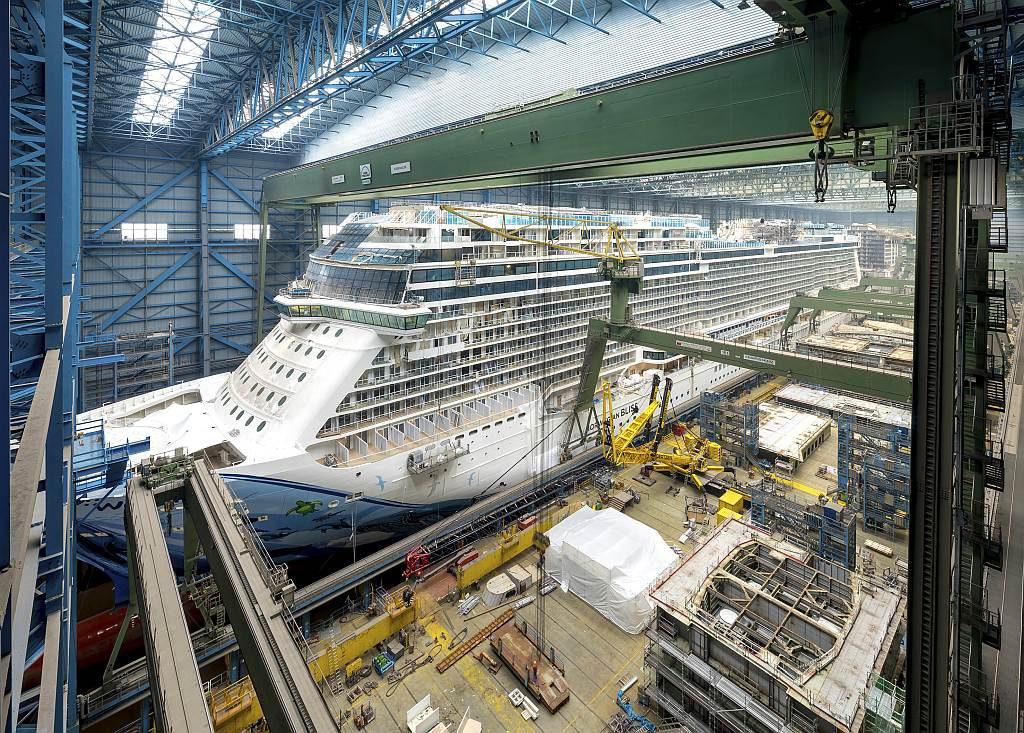 Meyers Werft Emsland
