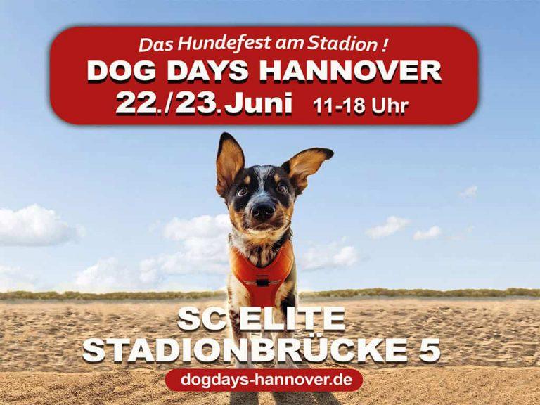 Dog Days Hannover – Hundeveranstaltung am Stadion