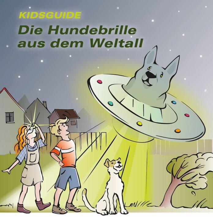Die Hundebrille aus dem Weltall