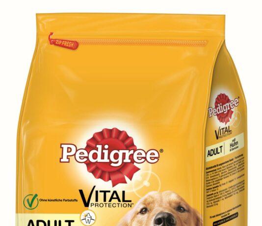 PEDIGREE Adult mit Huhn & Gemüse 3 kgTrockenfutter für Hunde